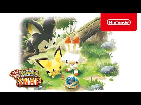 New Pokémon Snap – Bande annonce nouveau contenu gratuit de New Pokémon Snap