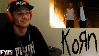 KoRn   Got The Life REACTION