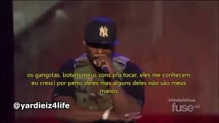 50 Cent - What up Gangsta live/ao vivo - Legendado - Tradução - PT-BR