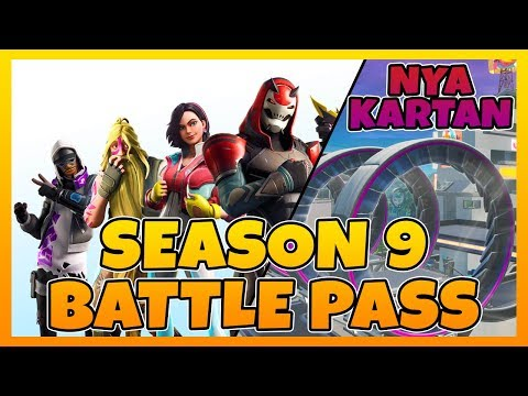 Season 6 Battlepass Nya Kartan Fortnite På Svenska смотреть