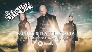 Konserttisalikiertue 2016 - Koe Apulanta uudella tavalla!