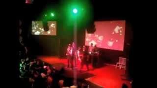 Tonanni Live - Abertura da BLACK TIE TOUR