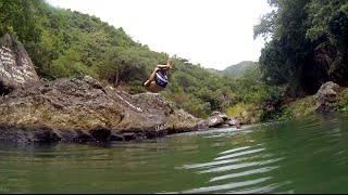 preview picture of video 'Rio Las Mulas, Orocovis P.R. | Vacilando con el corillo'
