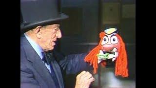Señor Wences on Late Night, December 20, 1982