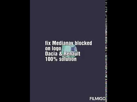 Fix medianav blocked on logo 100% solution