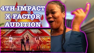 4th Power raise the roof with Jessie J hit | Auditions The X Factor UK 2015 REACTION!