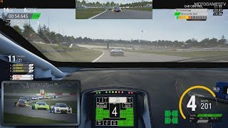 Assetto Corsa Competizione - 10 Minutes Race at Nurburgring GP