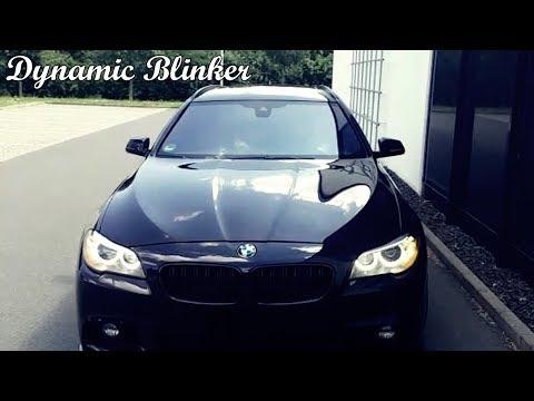 BMW 5er 6er 7er | LED Dynamic Blinker | Dynamische Spiegelblinker | dynamic mirror indicators