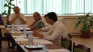 Képviselő Testületi Ülés – Tiszalök, 2018.06.28.