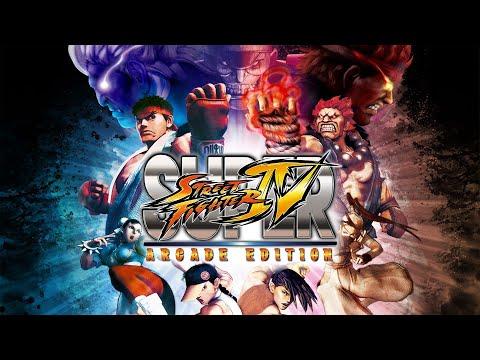 Super Street Fighter IV Arcade Edition PS3 Live Stream