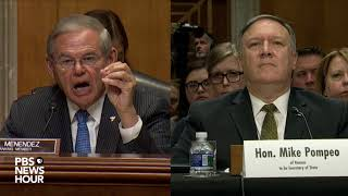 Pompeo confirms he