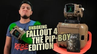 Unboxing Fallout 4 The Pip-Boy Edition