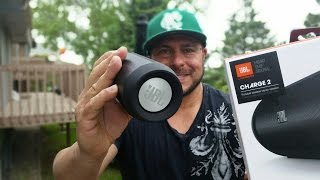 JBL Charge 2 Bluetooth Wireless Speaker - Strongest Bass Ever 12Hrs Battery