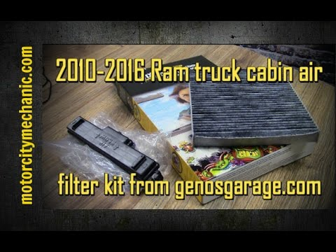 2013-2016 Ram 6 7 diesel code P2048 DEF injector diag and