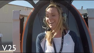 WE FLEW A HELICOPTER! PART ONE!