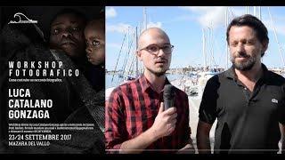 Festival Marenostrum 2017 - Intervista a Luca Catalano Gonzaga