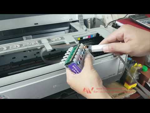 Download How To Clean Clogged Epson Print Head Nozzles Video 3GP Mp4
