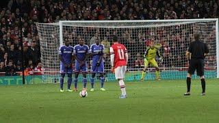 Arsenal - Best Goals (2011-2017)