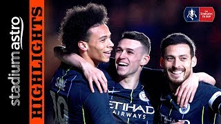Newport County 1 - 4 Manchester City    FA Cup   Astro SuperSport