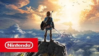 PrimalGames.de : Zelda Breath of the Wild SWITCH Trailer