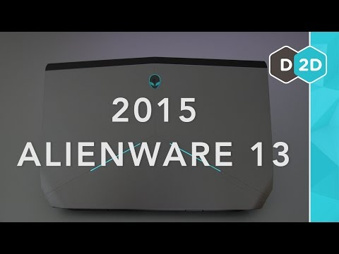 Full Review - 2015 Alienware 13 (GTX 960M) Gaming Notebook