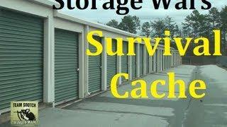 Storage Survival Cache