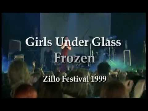 Girls Under Glass - Frozen