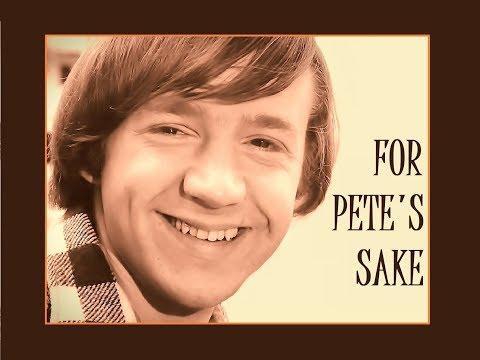 """""""FOR PETE'S SAKE"""" (Lyrics) 💖 The Monkees 💖 Rip PETER TORK"""