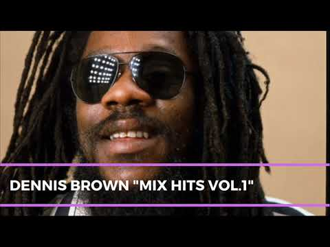Dennis Brown Best MixDennis Brown Old School Reggae MixDennis Brown Greatest Hits Songs V.1