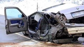 preview picture of video 'Bruckmühl: Tödlicher Unfall auf der Staatsstraße'