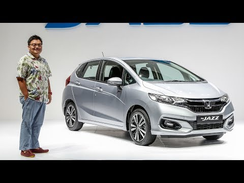 FIRST LOOK: 2017 Honda Jazz