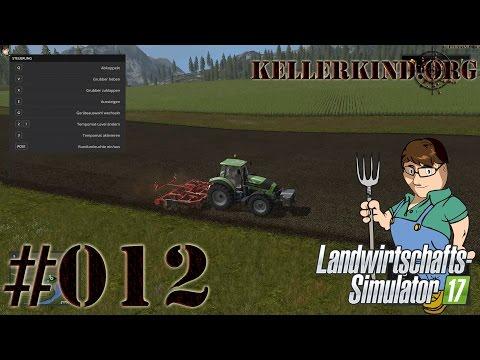 Landwirtschafts-Simulator 17 #012 - Grubbern und Düngen ★ EmKa plays Farming Simulator 17 [HD|60FPS]