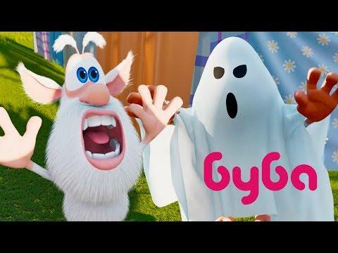 Буба и Привидение 👻 Смешной мультфильм 😃 Классные Мультики видео