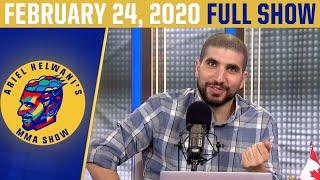 Eddie Hearn, Joanna Jedrzejczyk, Dan Hooker | Ariel Helwani's MMA Show (Feb. 24, 2020) | ESPN MMA