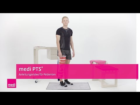 Behandlung von Osteoarthritis der Sprunggelenks Bewegungstherapie