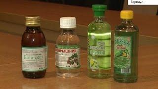 В Алтайском крае проверяют спиртосодержащую продукцию в магазинах и аптеках