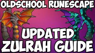 Oldschool Runescape - Full Zulrah Guide   Updated 2007 Zulrah Guide (New Rotations)