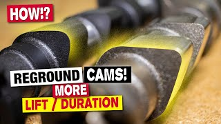 My Reground Camshafts from Crower are in!!! Chevy Cruze 1.8L Turbo Build | High Performance Cams
