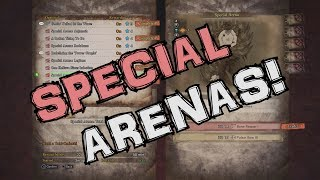 How to Get Special Arena Quests - Super Easy! (Monster Hunter World Walkthrough)