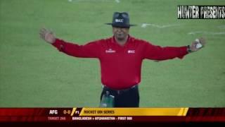 Bangladesh Vs Afghanistan 2016  1st ODI Highlights