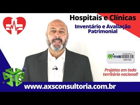 Hospitais - Controle de Patrimônio Consultoria Empresarial Passivo Bancário Ativo Imobilizado Ativo Fixo