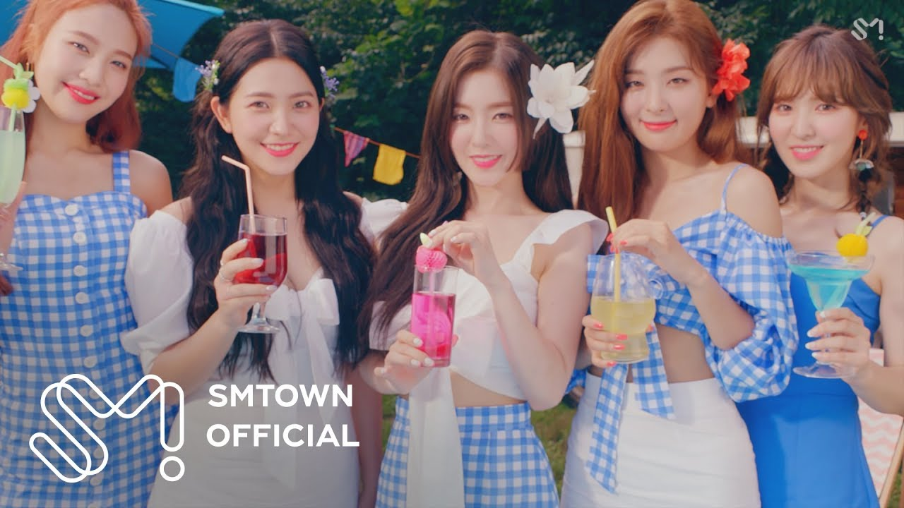 Red Velvet — Power Up