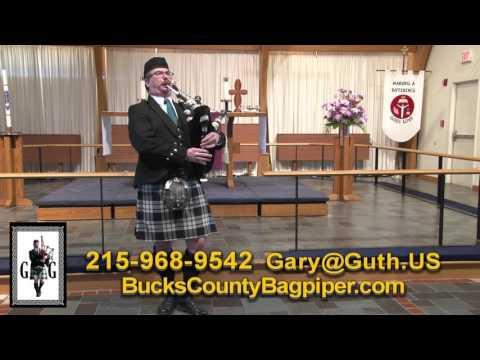 Gary playing a Irish set.