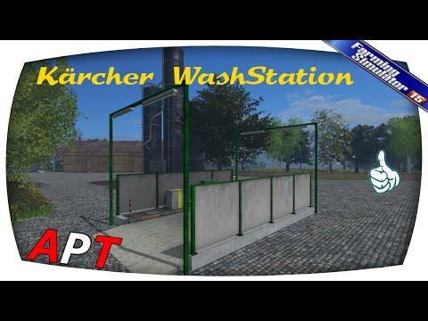 Kärcher Wash Station / LS15 Modvorstellung #73 | Platzierbar