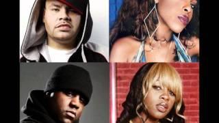 Fat Joe ft. Foxy Brown, Remy Ma & Gravy - Lean Back (Remix) (2004)