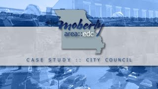 MAEDC :: Moberly City Council Supports Economic Development