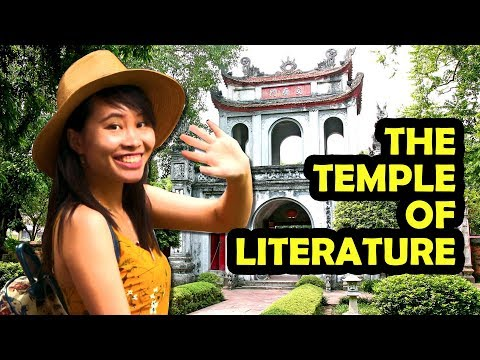 The Temple of Literature - Vietnam's Thousand Year Old University