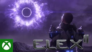 Xbox  ELEX II – Story Trailer anuncio