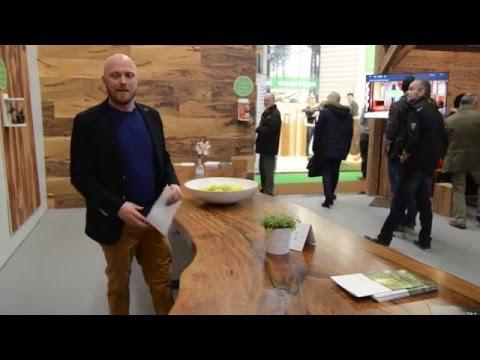 Sun Wood präsentiert XL Konferenztische auf der Holzhandwerk Nürnberg 2016
