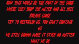 Eminem - Hell Breaks Loose Lyrics